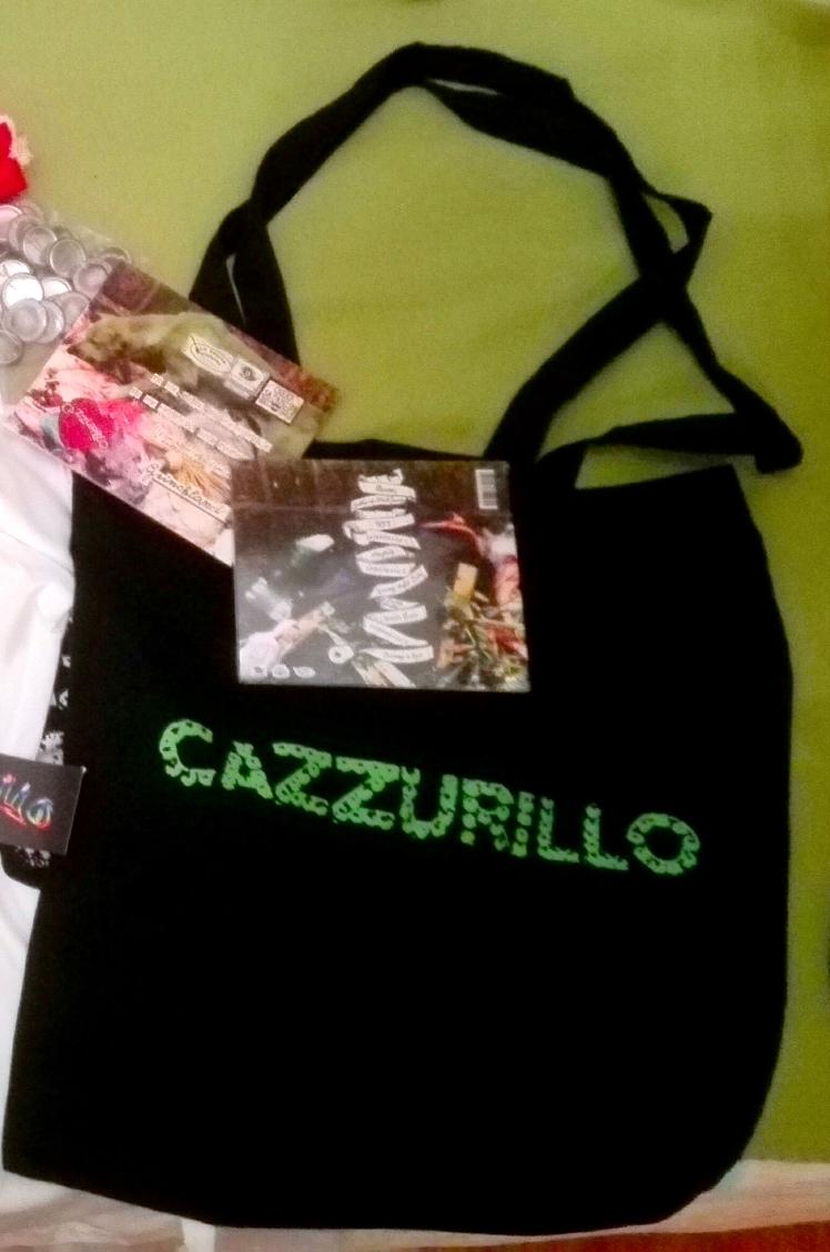 CAZZURILLO shopper