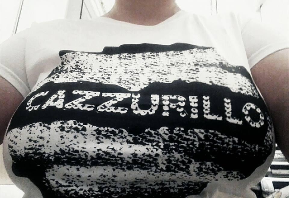 CAZZURILLO T-SHIRTS