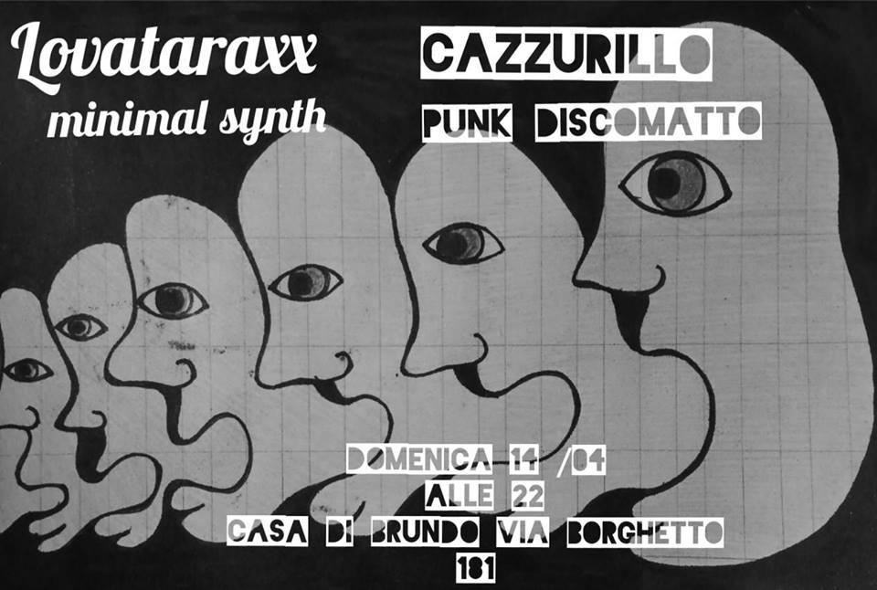 Cazzu + Lovataraxx Piacenza 14-04-2019