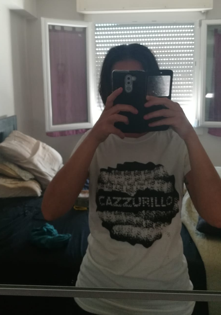 CAZZURILLO T-shirt by La Colty
