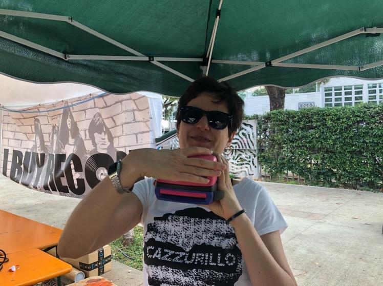 CAZZURILLO T-shirt by Vida Loca