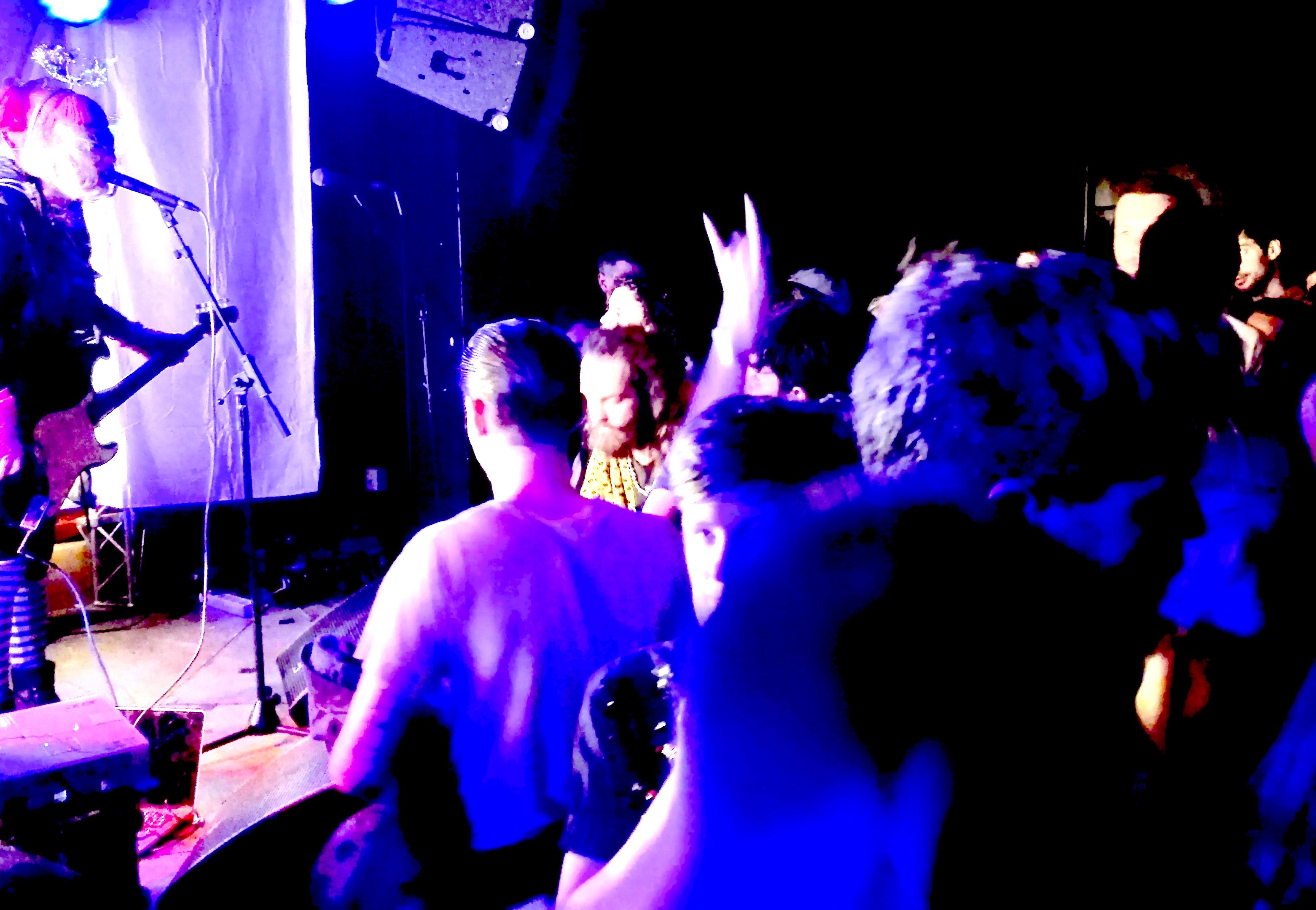 CAZZURILLO live in Paris 29042017_Le Chinois Montreuil_2