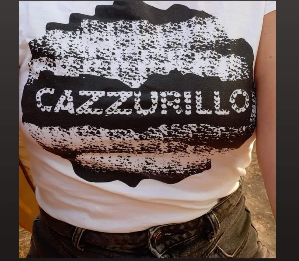 F4 Cazzu tshirt